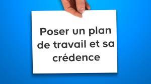 Poser Un Plan De Travail Et Sa Crédence Castorama Youtube