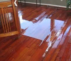 how to detect water damage around your