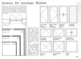 window opening symbols drawings 19 new architectural symbol for sliding door pakrupa