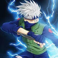 Anime, Kakashi Hatake, art wallpaper ...