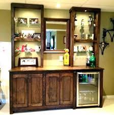 wine rack euro pallet furniture vintage wall shelf wooden bar pallets