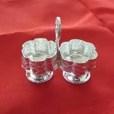 german silver manjal cups