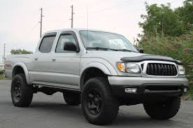 2002 Toyota Tacoma Double Cab 4x4 Trd Supercharged Lifted New ...