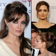 Angelina Jolie Quelle Coiffure Pour Son Mariage Beauté