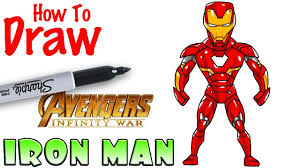 Iron man inifity war is 100% immune to bleed node (not bleed). How To Draw Iron Man Avengers Infinity War Youtube