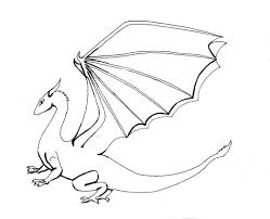 Small Picture Inspirational Dragon Coloring Page 55 On Coloring Pages Online