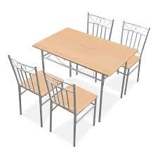 Amazoncom Harper Bright Designs 5 Pieces Dining Table Set 4