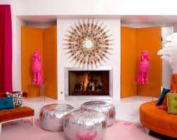 Orange Couch Living Room 24 Suitable Living Room Paint Color With Your Taste Horrible Home