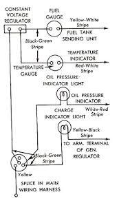 dash instrument testing falcon enterprises 1963 ford falcon generator wiring diagram guage circuit panel