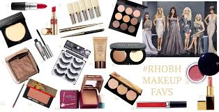 real housewives of beverly hills makeup favorites