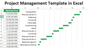 Project Management Excel Templates Free Project Management Template In Excel Guide Free Download