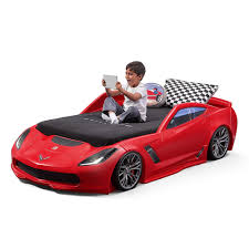 corvette z06 toddler to twin bed kids