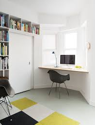 bay window desk home office modern. bay window desk home office contemporary with black armchair modern y