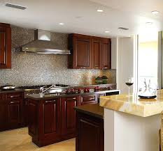 Kitchen With Glass Tile Backsplash Magnificent Glass Tiles For Kitchen Backsplash Glass Tile Glass Subway Tile
