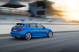 Audi RS 3 Sportback Another Excellent Hatchback We Won't Get ...