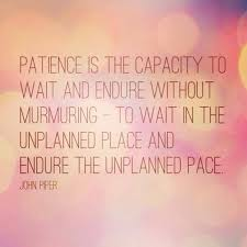 John Piper Quotes Stunning John Piper Quotes On Twitter Patience Is The Capacity To Wait And