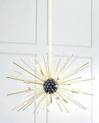 light gold chandelier sputnik uk n