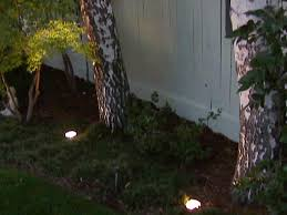 backyard landscape lighting. mounting lights backyard landscape lighting t