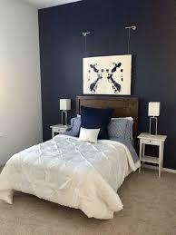Navy Bedroom Navy Bedroom Jordanpfowler