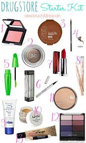 beginners photo 2 makeup starter kit kit checklist everyone of these items always make top ten lists even above