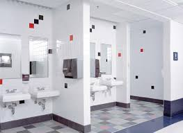 Innovation School Bathroom Restroom Design New Haven Middle And Elementary Project On Creativity