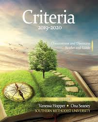 Mla Guidelines 2020 Criteria 2019 2020 Discernment And Discourse Reader And