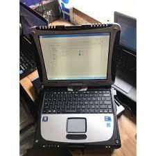Laptop Panasonic Toughbook CF-19 cho dân làm ô tô siêu bền