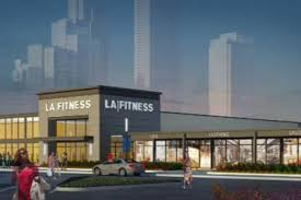 l a fitness will open a new location in the lake meadows ping center in the spring