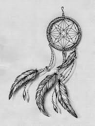 Dream Catcher Tattoo Sketch Картинки по запросу dreamcatcher design Тату Pinterest Dream 41
