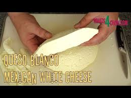 how to make mexican white cheese fresh
