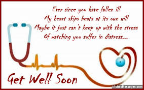 Get Well Soon Messages for Boyfriend | WishesMessages.com
