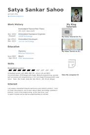 A Temps Partiel Des Echantillons De Cv Visualcv Cv Base De Donnees