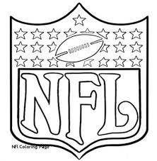 Nfl Coloring Pages Terrific Nfl 49ers Coloring Pages New Nfl