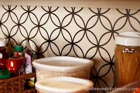 Kitchen Backsplash Wallpaper Kitchen Wonderful Waterproof Wallpaper For Kitchen Backsplash