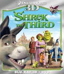 Shrek The Third: SHREK THE THIRD: Amazon.com.br: DVD e Blu-ray