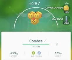 Details About Pokemon Go Random Combee Female Evolves Into Vespiquen Good For Pvp