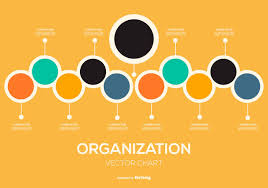 Organizational Chart Illustration Organizational Chart