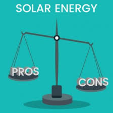 Wind Power Pros And Cons Chart Pros And Cons Of Solar Energy In 2019 Updated