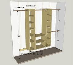 lovely closet shelf
