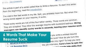 Tips On Writing Resume Helpful Resume Writing Tips Articles 84