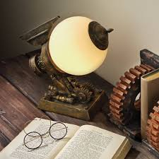 Edison Lightshade Steampunk Home Decor
