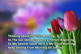 Sister Good Morning Quotes Best of Good Morning Quotes Pictures Images Page 24