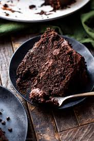 Eggless Chocolate Sponge Cake Recipe Eggless Chocolate Cake Fab
