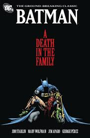 Batman: A Death in the Family: Amazon.de: Starlin, Jim, Wolfman, Marv:  Fremdsprachige Bücher