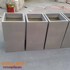 Decorative Planter Boxes RUYA Landscaping Decorative Planter Boxfiberglass Material 32