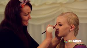 melanie doyle shows us some professional makeup tricks the guide liverpool