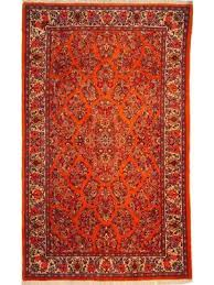 persian rug sarough hand knotted 7 2 x 4 4 zar02760