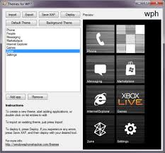 windows theme free download free tool to create themes for windows phone
