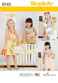 Simplicity Patterns On Sale Adorable Simplicity Simplicity Pattern 48 Child's Pattern From Ruby Jean's
