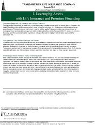 the good news is that there is a way to get the quality transamerica life insurance